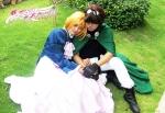 Sakura & Syaoran