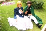 Sakura & Syaoran2